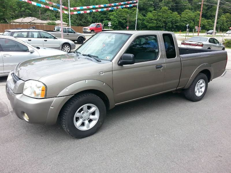 2004 nissan frontier 2dr king cab xe rwd sb in latrobe pa hiway motor cars. Black Bedroom Furniture Sets. Home Design Ideas
