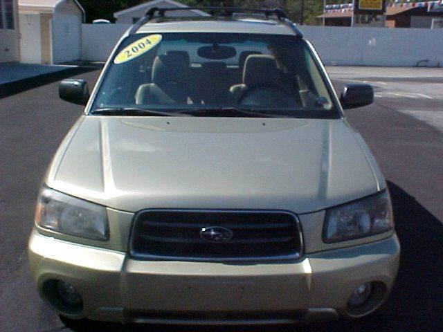 2004 Subaru Forester