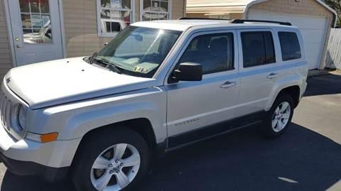 2011 Jeep Patriot for sale in Latrobe, PA