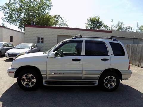 2001 Chevrolet Tracker for sale in Hudsonville, MI