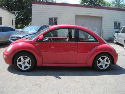 2000 Volkswagen New Beetle for sale in Hudsonville, MI