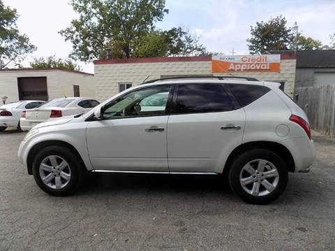 2007 Nissan Murano for sale in Hudsonville, MI