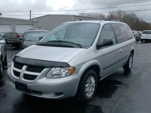 2003 Dodge Grand Caravan for sale in Union City, OH