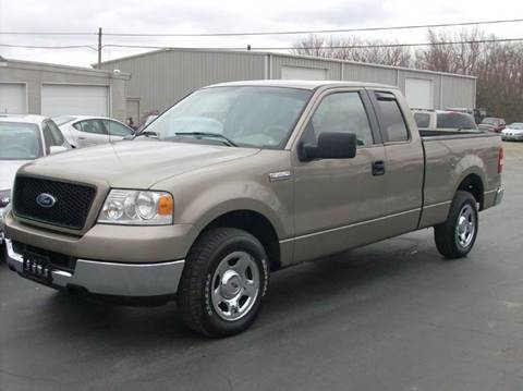 2005 Ford F-150 for sale in Union City, OH