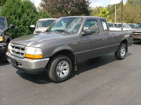 2000 Ford Ranger for sale in Union City, OH