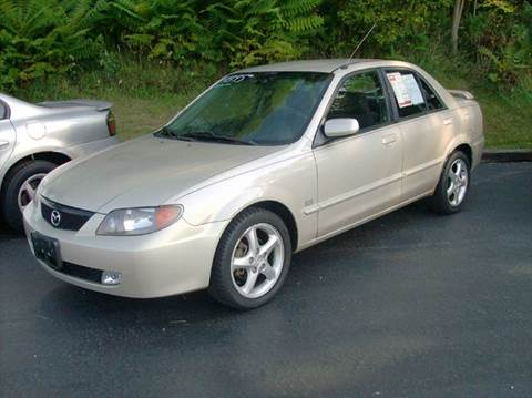 2001 Mazda Protege for sale in Union City, OH