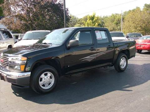 2007 GMC Canyon for sale in Union City, OH