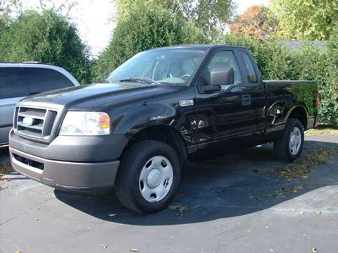 2007 Ford F-150 for sale in Union City, OH