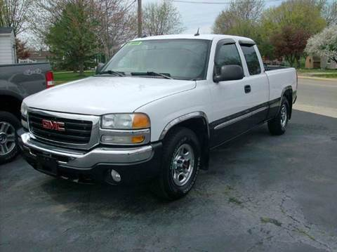2004 GMC Sierra 1500 for sale in Union City, OH