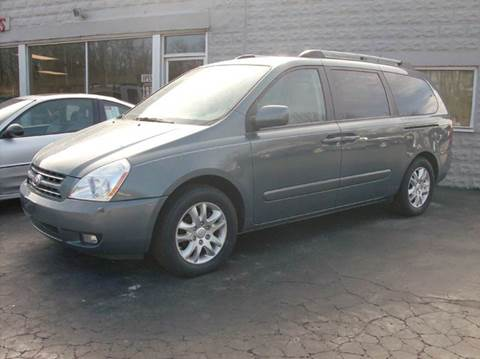 2009 Kia Sedona for sale in Union City, OH