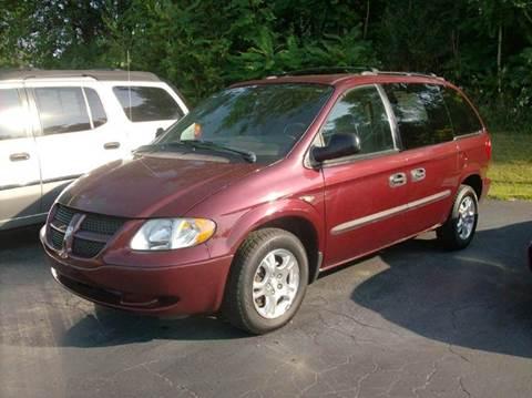 2003 Dodge Caravan for sale in Union City, OH