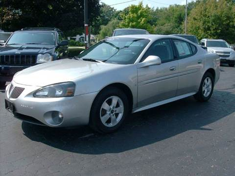 2006 Pontiac Grand Prix for sale in Union City, OH