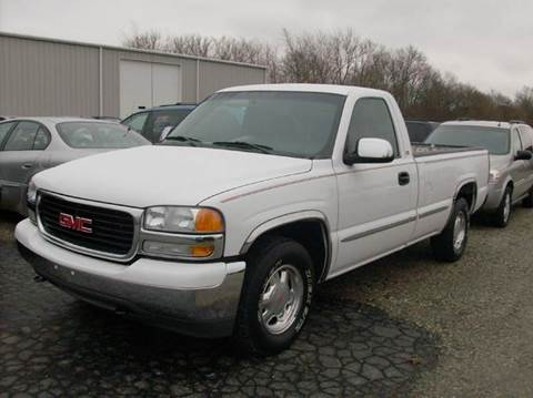 2002 GMC Sierra 1500 for sale in Union City, OH