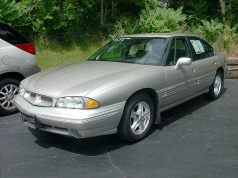 1998 Pontiac Bonneville for sale in Union City, OH