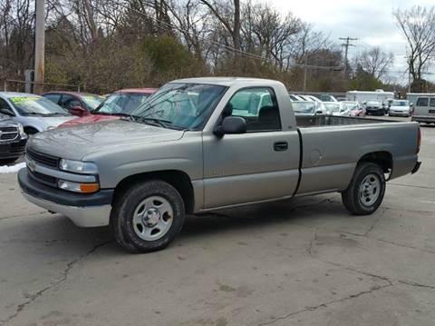 2001 Chevrolet Silverado 1500 for sale in Villa Park, IL