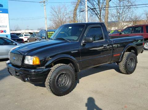 2001 Ford Ranger for sale in Villa Park, IL