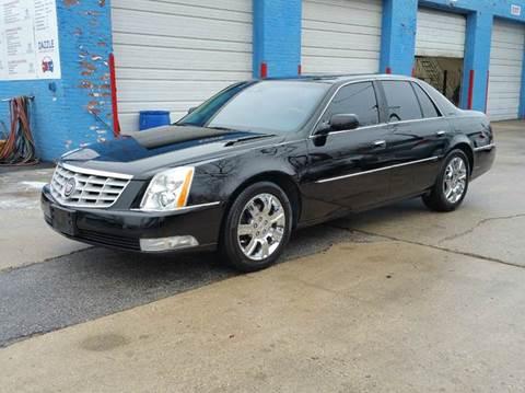 2011 Cadillac DTS for sale in Villa Park, IL