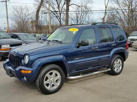 2003 Jeep Liberty for sale in Villa Park, IL