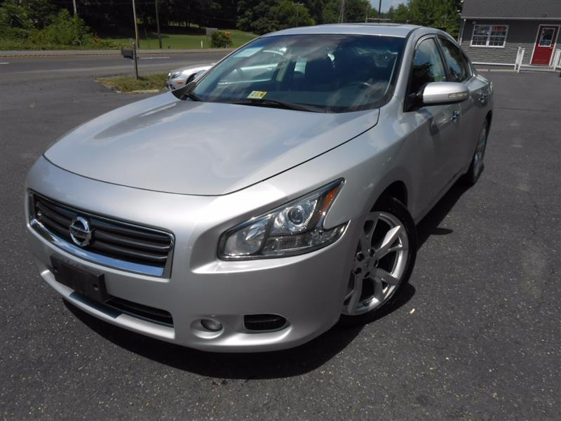 2012 nissan maxima for sale in virginia. Black Bedroom Furniture Sets. Home Design Ideas