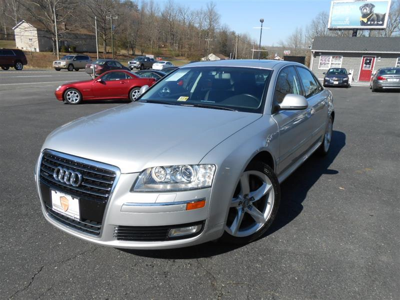 2008 Audi A8 For Sale In Florence Al
