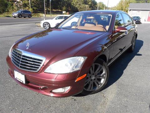 2009 Mercedes-Benz S-Class for sale in Stafford, VA