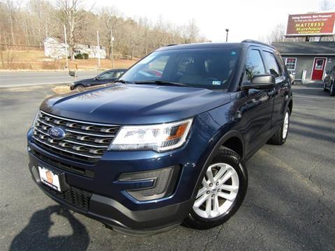 2016 Ford Explorer for sale in Stafford, VA