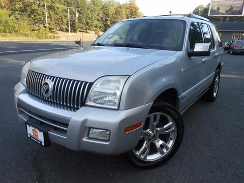 2009 Mercury Mountaineer for sale in Stafford, VA