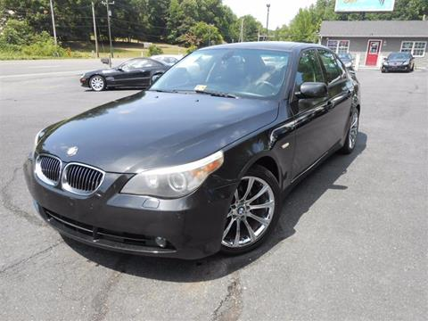 2007 BMW 5 Series for sale in Stafford, VA