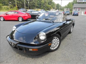 1987 Alfa Romeo Spider for sale in Stafford, VA