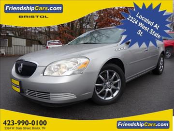2006 Buick Lucerne for sale in Bristol, TN