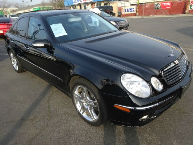 2003 mercedes benz e class e500 4dr sedan in sacramento for 2003 mercedes benz e class sedan