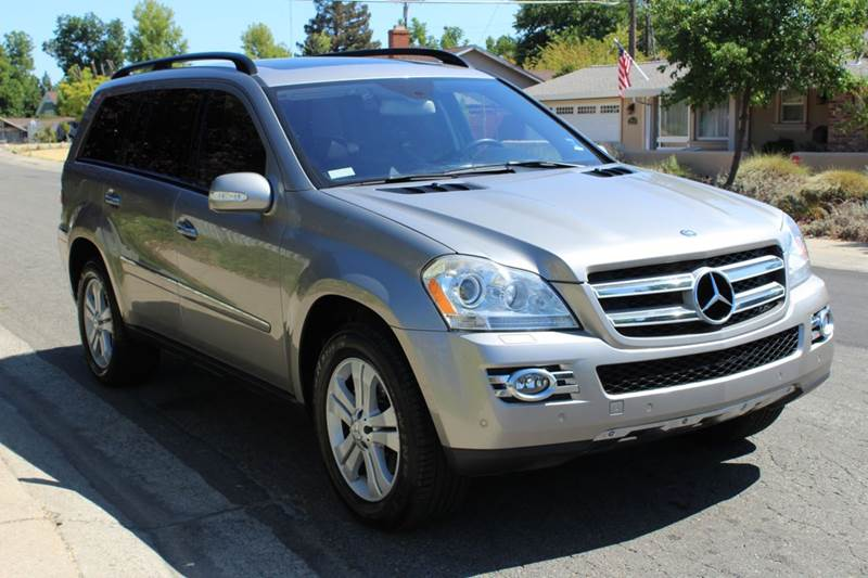 2007 mercedes benz gl class gl450 awd 4matic 4dr suv in for 2007 mercedes benz gl 450