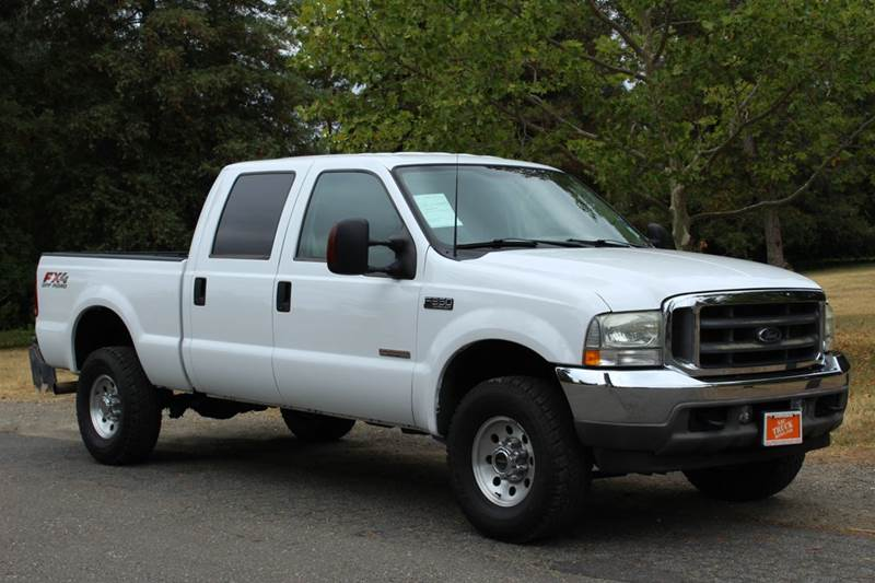 2003 ford f 350 super duty ford f350 xl 4dr crew cab 4wd. Black Bedroom Furniture Sets. Home Design Ideas