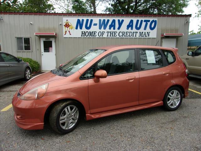 2007 Honda Fit Sport 4dr Hatchback In Gulfport Bay Saint Louis Biloxi ...