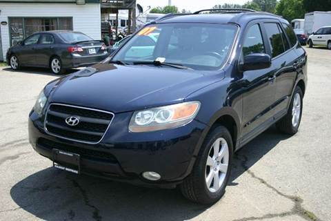 2007 Hyundai Santa Fe for sale in Fredericksburg, VA