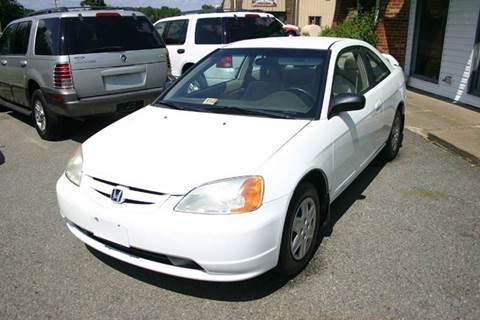 2003 Honda Civic for sale in Fredericksburg, VA