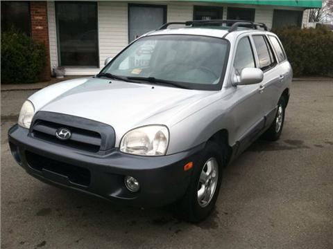 2005 Hyundai Santa Fe for sale in Fredericksburg, VA