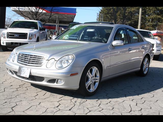 2005 mercedes benz e class e500 4dr sedan for sale in for Mercedes benz e class 2005