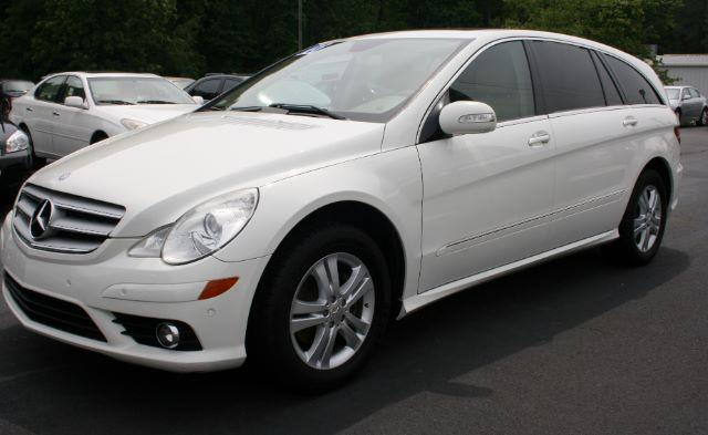 2008 Mercedes Benz R Class Awd R350 4matic 4dr Wagon In