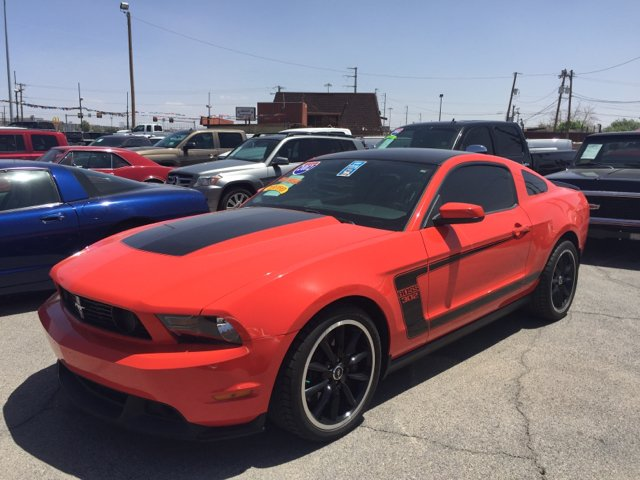 2012 Ford Mustang Boss 302 2dr Coupe In El Paso Tx