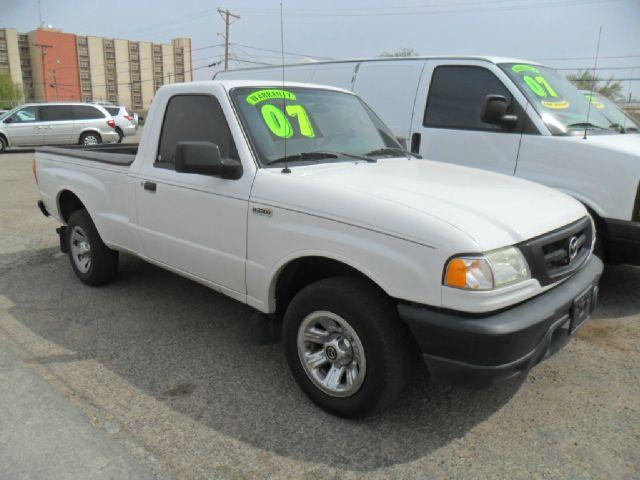 2007 mazda b series truck b2300 2dr regular cab sb el for Rainbow motors el paso tx