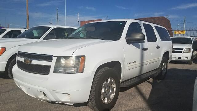2010 Chevrolet Suburban 4x4 Ls 1500 4dr Suv In El Paso Tx