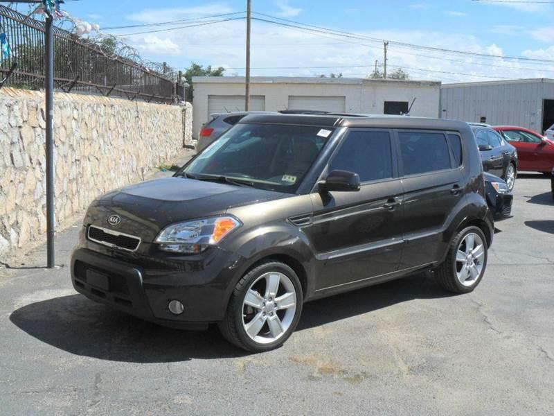 2011 Kia Soul 4dr Wagon 4a In El Paso El Paso Santa