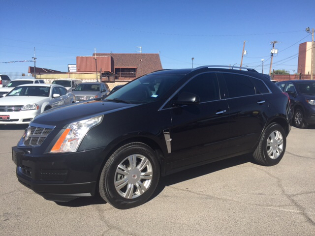 2011 Cadillac Srx Luxury Collection Awd 4dr Suv In El Paso