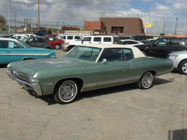 1968 Chevrolet Caprice For Sale Carsforsale Com