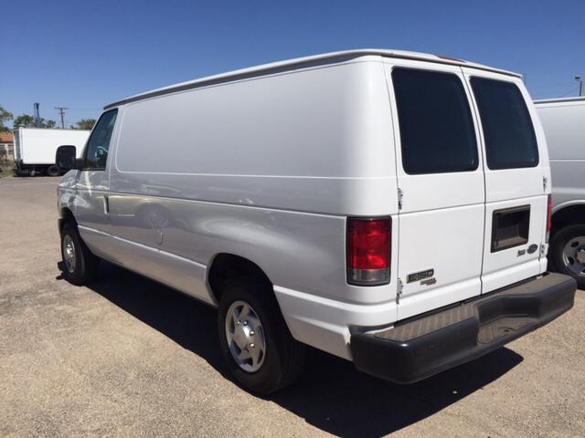 2014 Ford E Series Cargo E 150 3dr Cargo Van In El Paso Tx