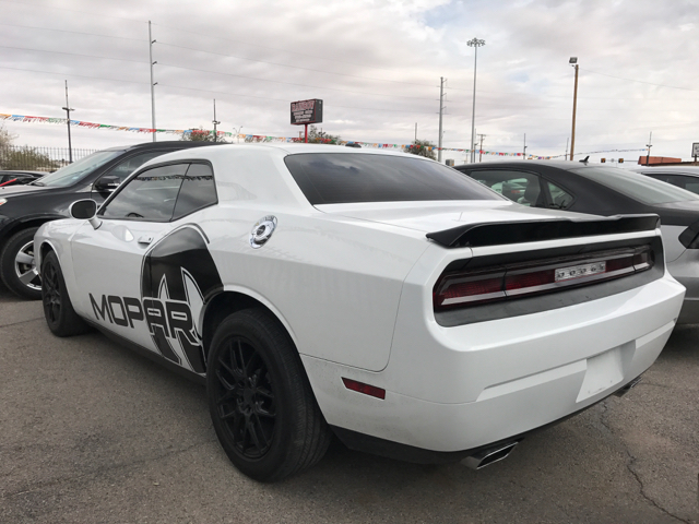 2014 Dodge Challenger Sxt 100th Anniversary Appearance