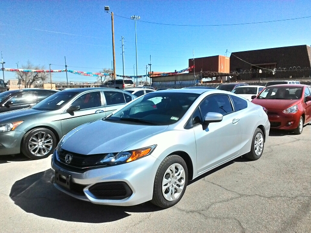 2015 Honda Civic Lx 2dr Coupe Cvt In El Paso Tx Rainbow