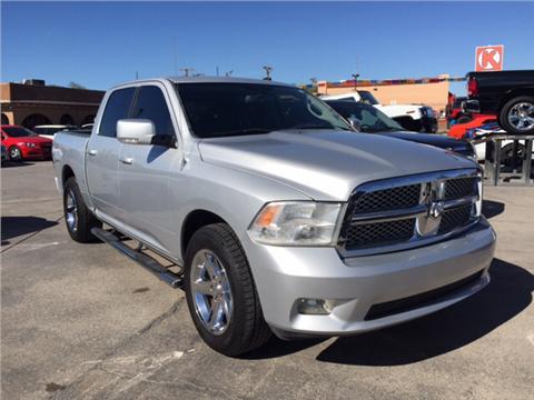 Dodge trucks for sale el paso tx for Rainbow motors el paso tx