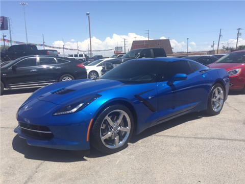 2014 chevrolet corvette for sale el paso tx for Rainbow motors el paso tx